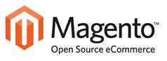Web designers use Magento