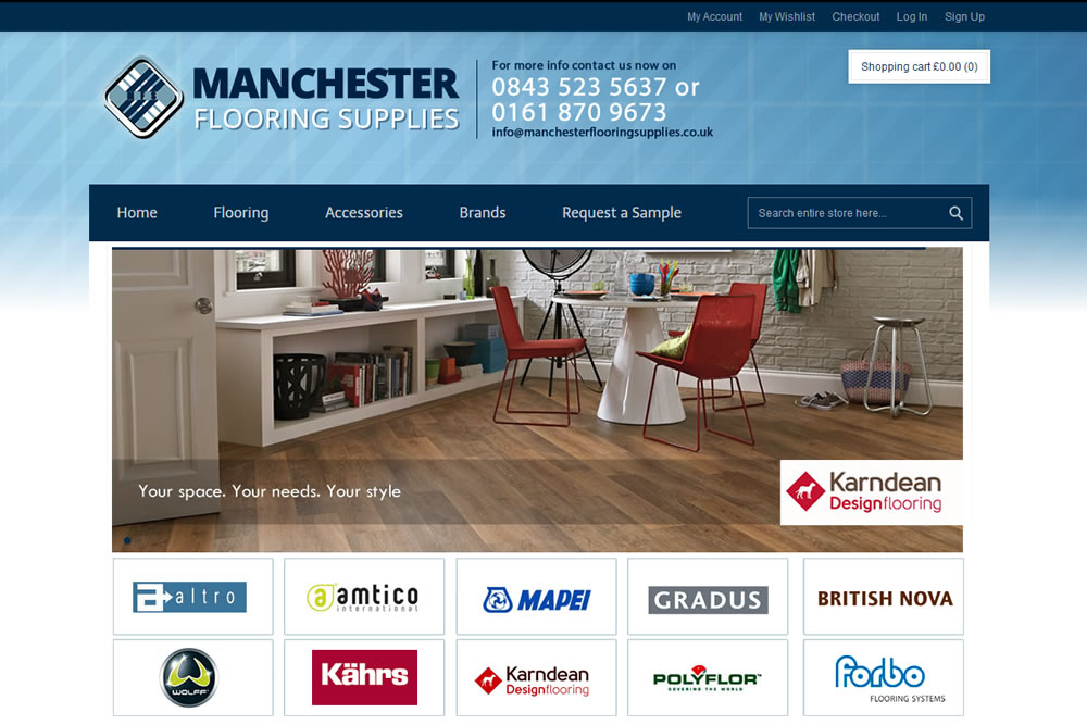 Manchester Ecommerce